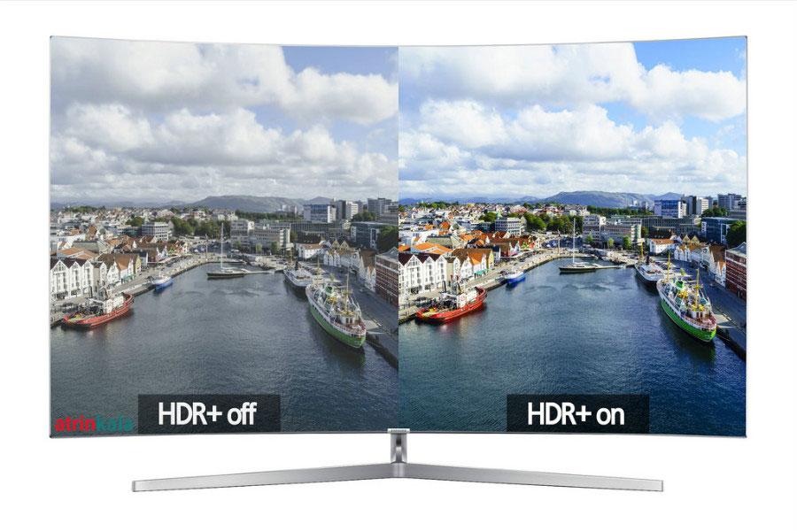 کاربرد فناوری HDR در تلویزیون