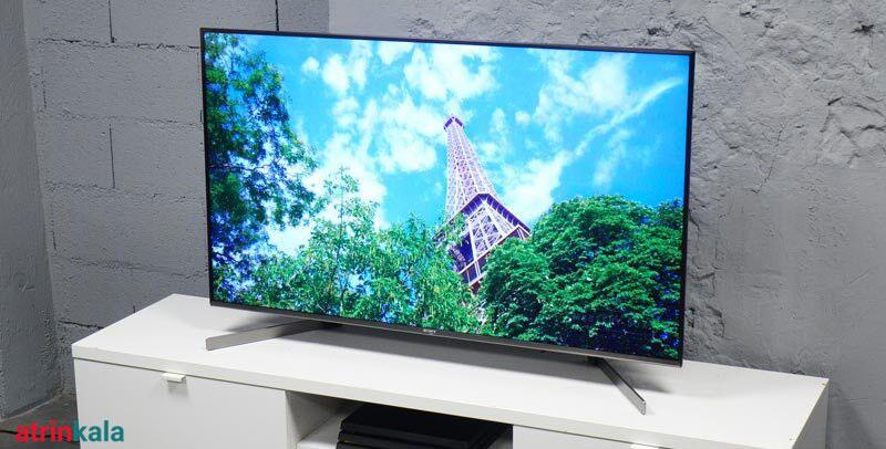 تلویزیون سونی مدل XG9005