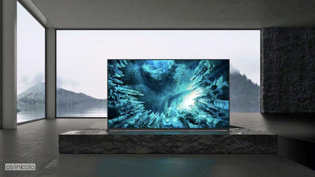 جدیدترین تلویزیون سونی Z8H