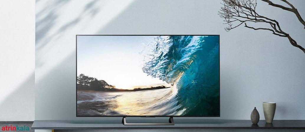 تلویزیون سونی 55 اینچ 55X8596E
