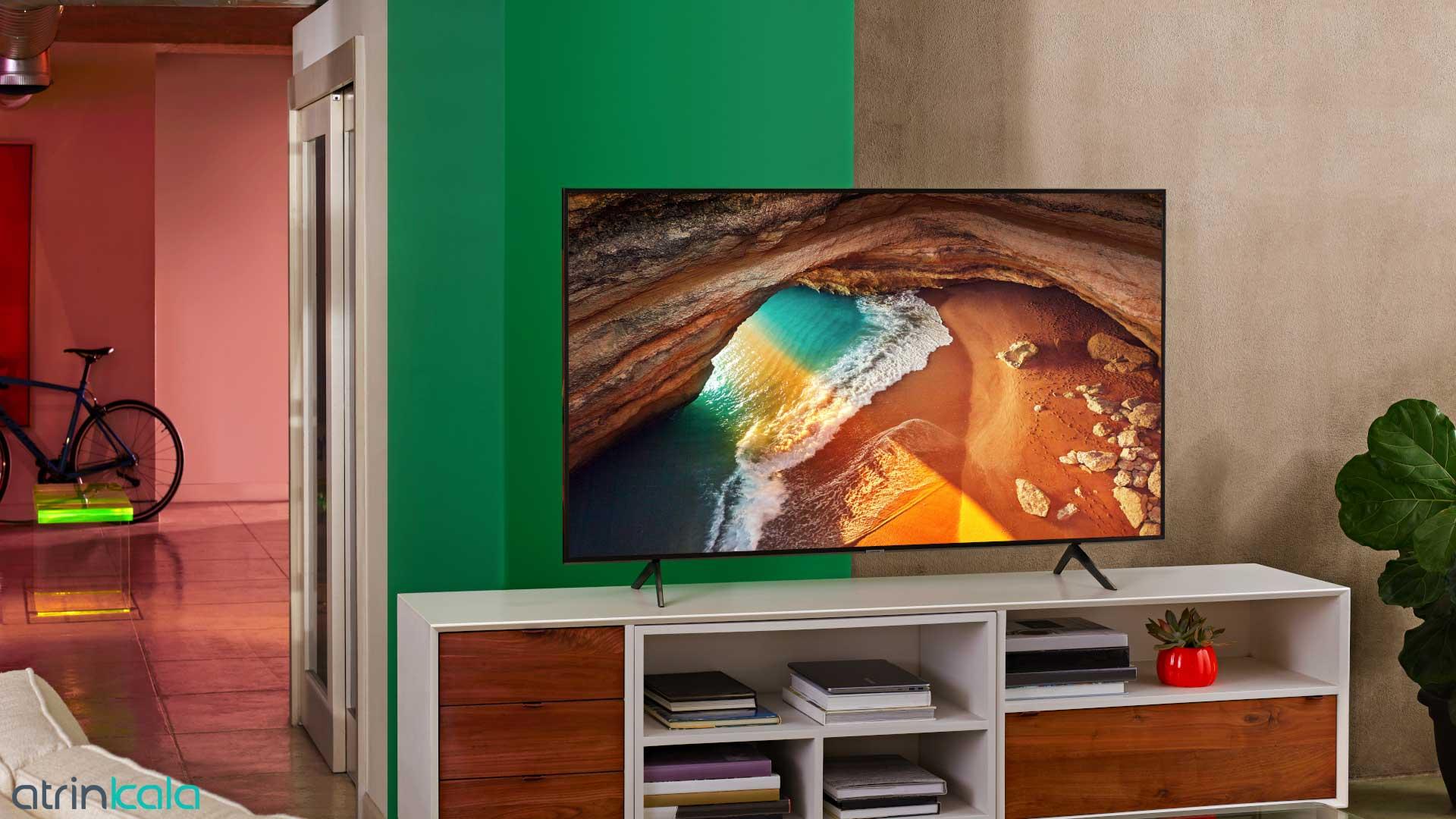 تلویزیون سامسونگ کیولد Q60R