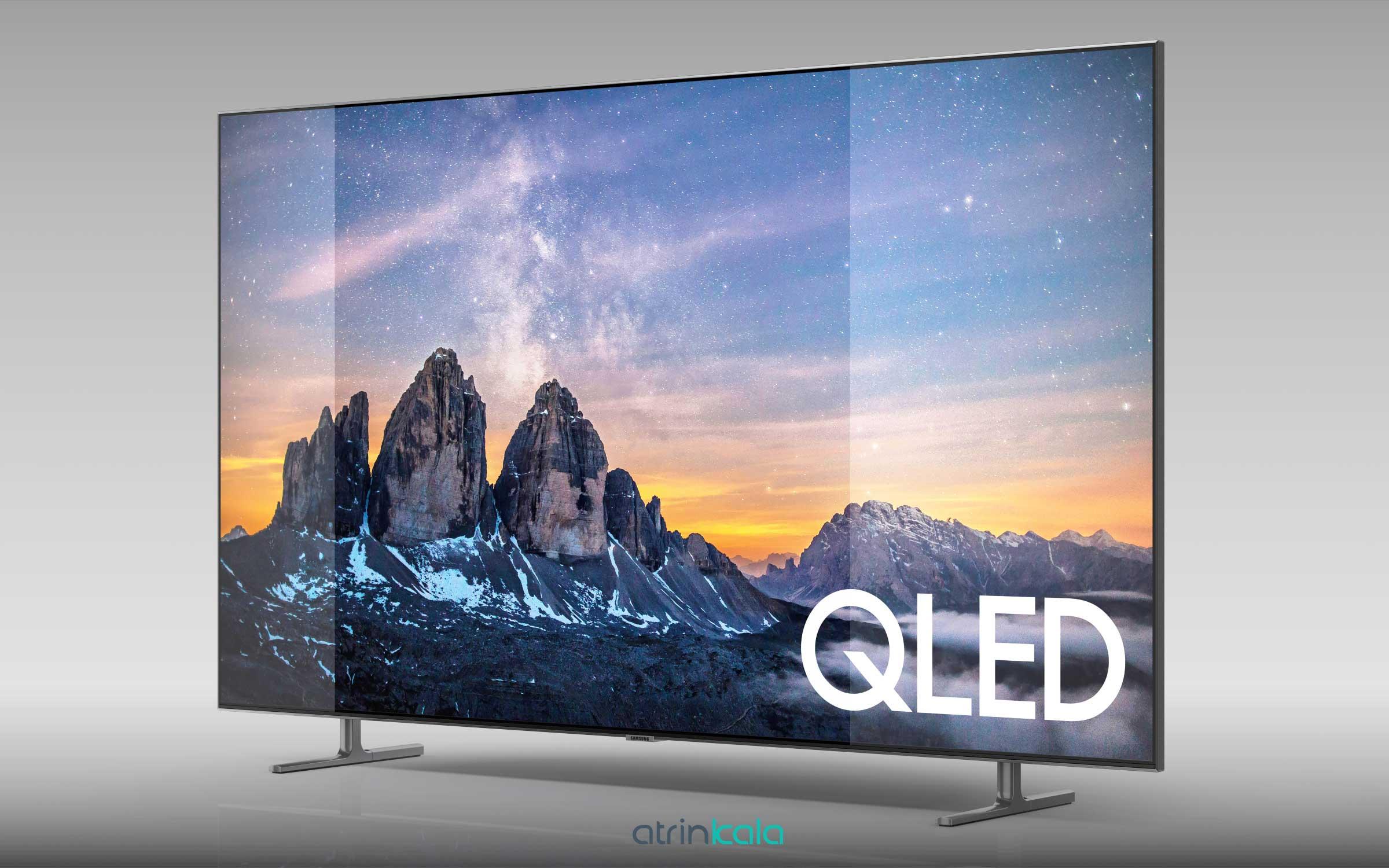 تلویزیون Q80R