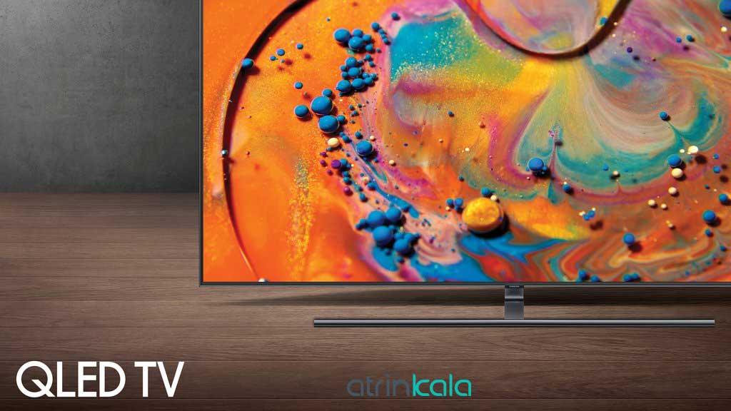 تلویزیون QLED چیست