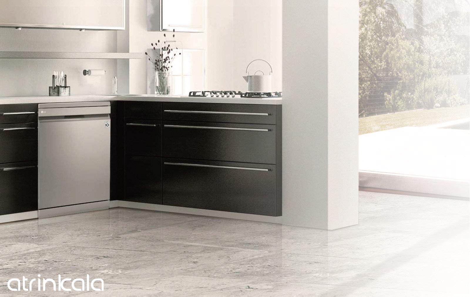 طراحی ظرفشویی ال جی