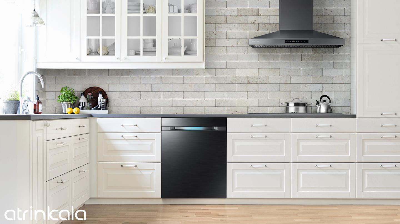 طراحی ظرفشویی سامسونگ