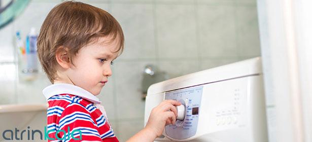 قابلیت قفل کودک