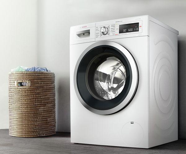 ویژگی های ماشین لباسشویی بوش