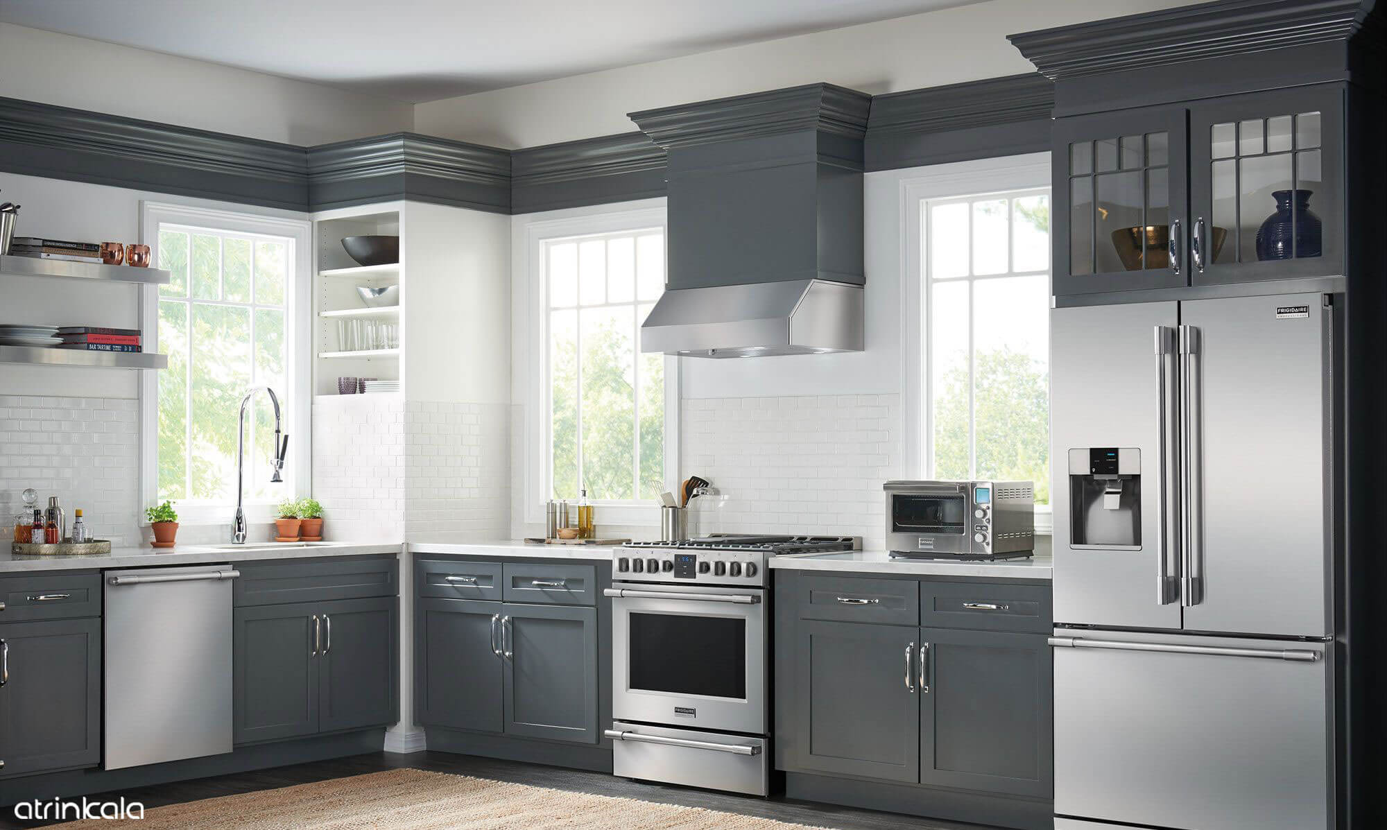 طراحی و سازگاری ماشین ظرفشویی