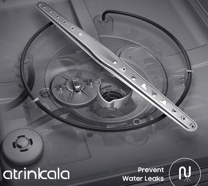 سنسور پیشگیری از نشت آب ظرفشویی