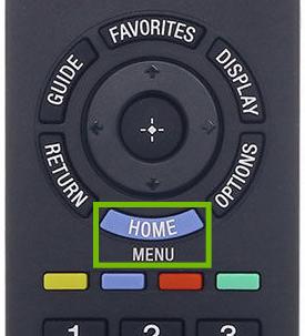 دانلود و نصب برنامه ها در تلویزیون سونی