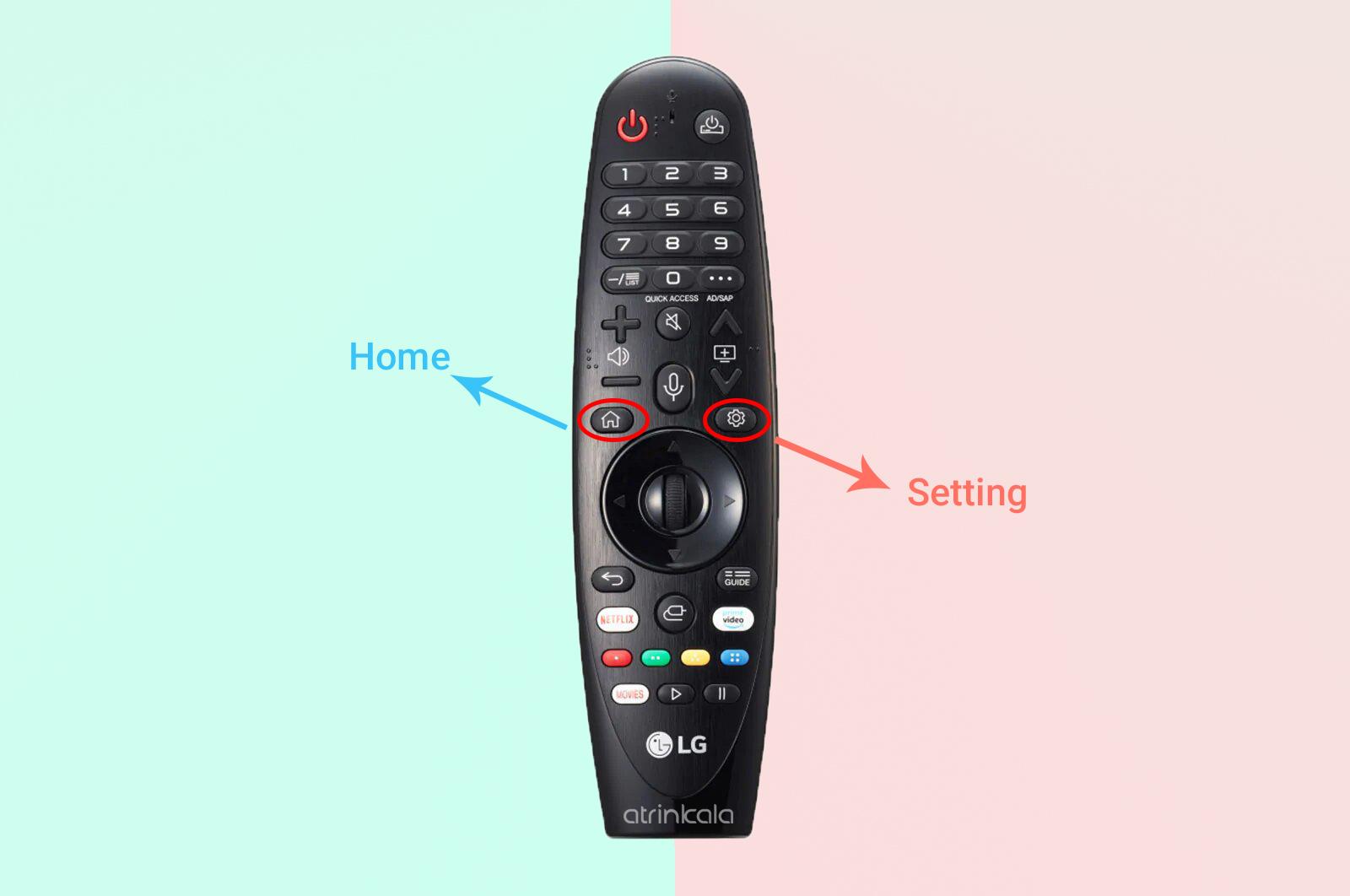 آپدیت تلویزیون ال جی