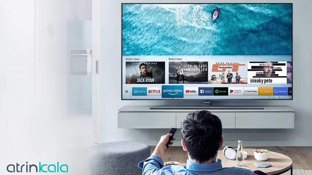 تفاوت تلویزیون اسمارت با معمولی