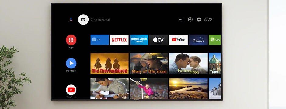 تشخیص اصل بودن تلویزیون سونی از طریق سیستم عامل تلویزیون