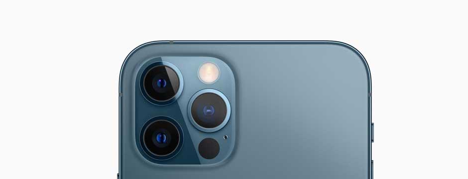 دوربین های حرفه ای گوشی آیفون