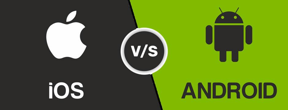 سیستم عامل IOS یا اندروید؟ کدام بهتر است؟