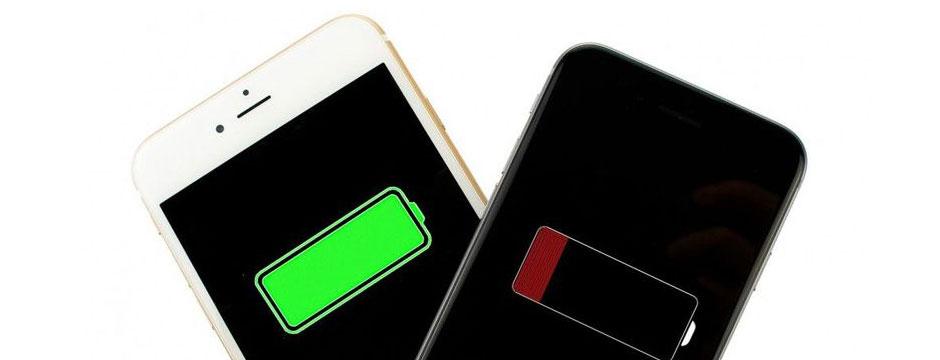 تفاوت باتری گوشی سامسونگ و آیفون