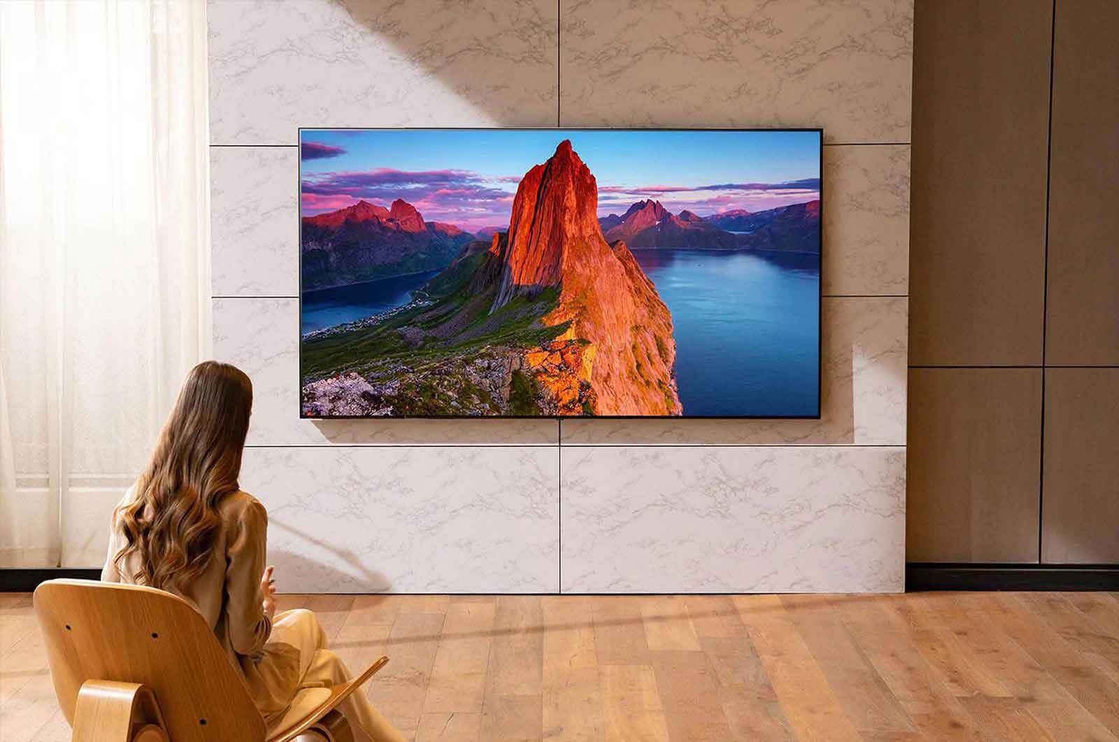 جدیدترین تلویزیون های ال جی 2021