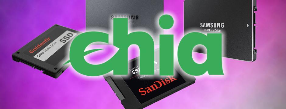 بهترین هارد SSD برای استخراج