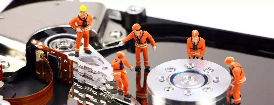 قسمت موتور چرخان دیسک