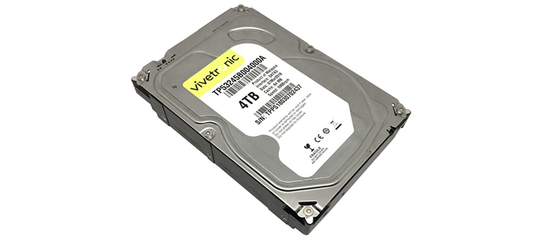 هارد دیسک Vivetronic TP53245B004000A ظرفیت 4 ترابایت