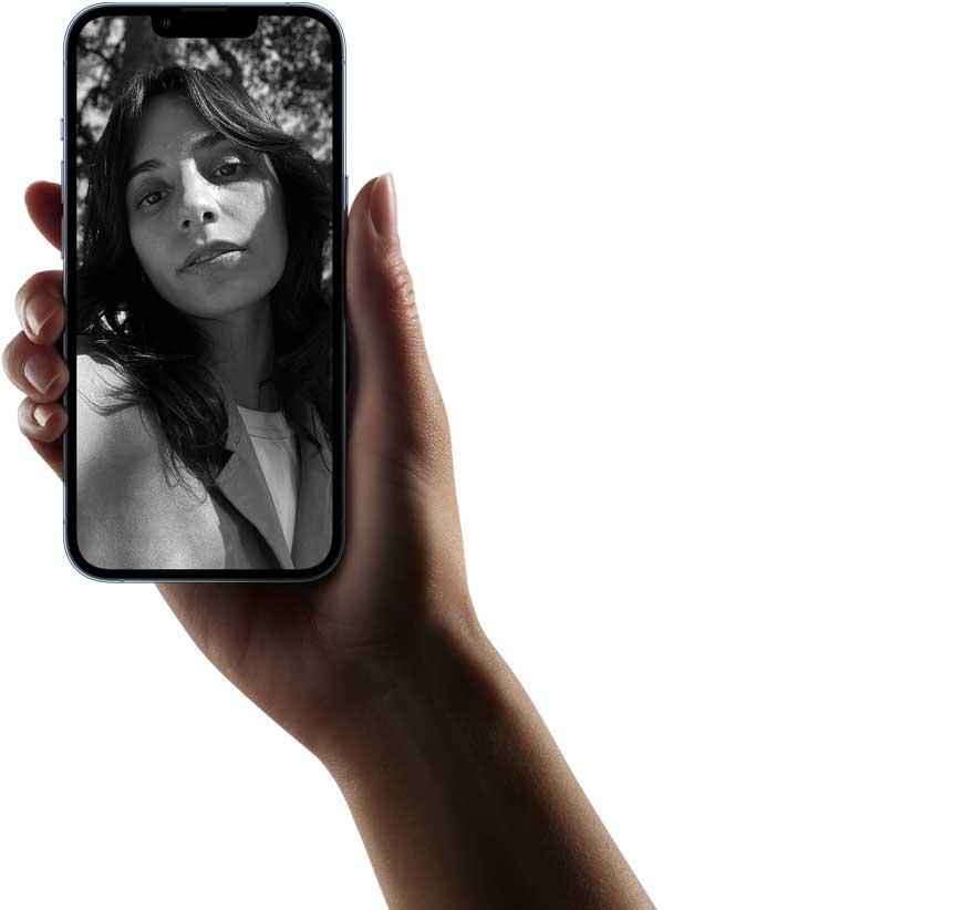 دوربین سلفی iPhone 13 Pro 256GB