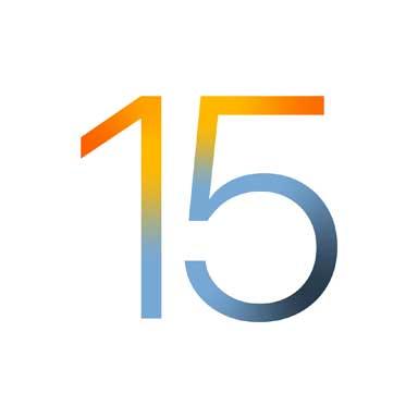 سیستم عامل ios 15