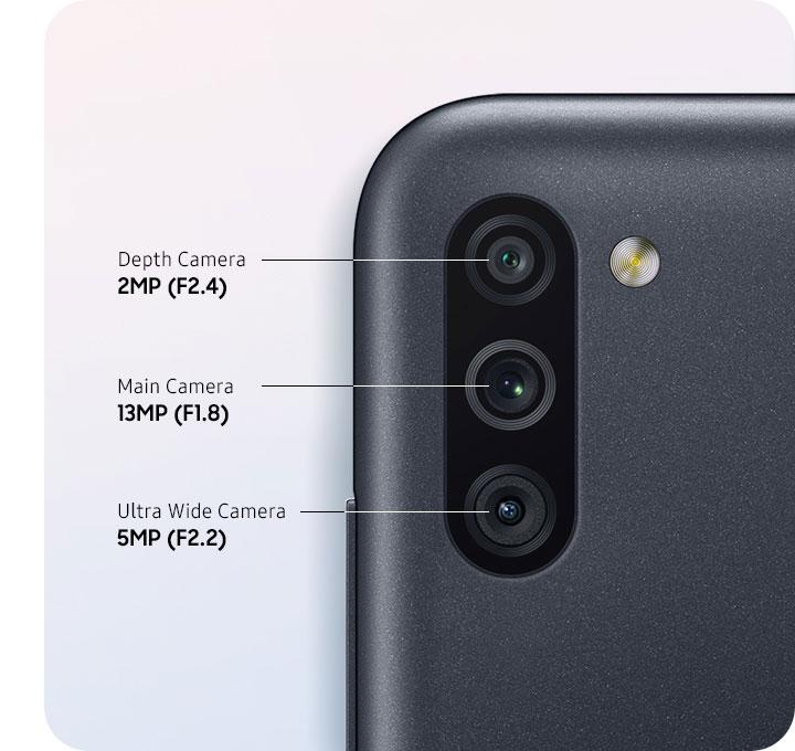 دوربین سه گانه با حالت های مختلف عکاسی