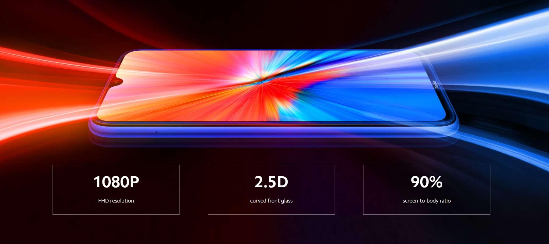 نمایشگر گوشی شیائومی Redmi Note 8 2021