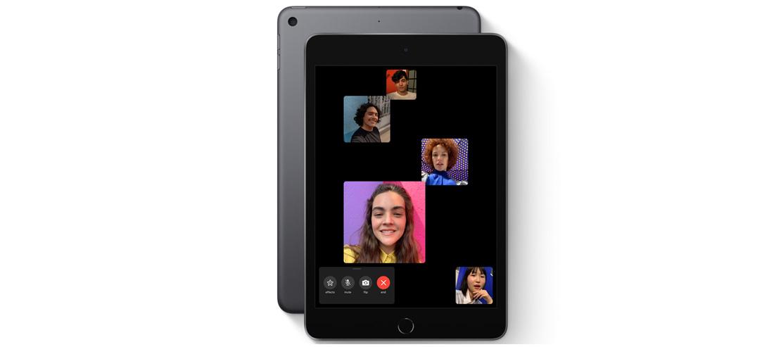 دوربین اصلی تبلت اپل iPad Mini 5 Wifi (2019)