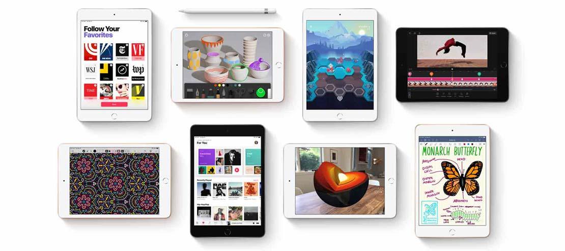 باتری تبلت اپل iPad Mini 5 Wifi (2019)