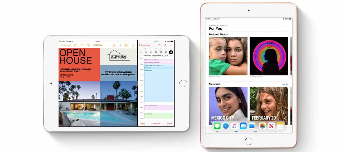 طراحی تبلت اپل iPad Mini 5 Wifi (2019)