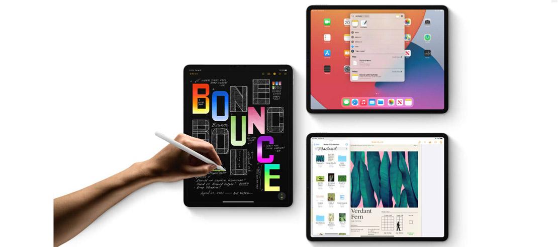 قابلیت های تبلت اپل iPad Pro 12.9 (2021) WIFI