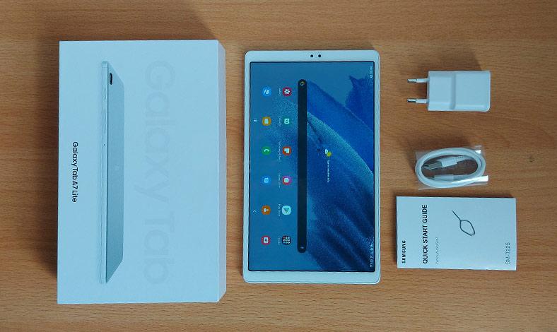 اقلام همراه تبلت سامسونگ Galaxy Tab A7 Lite SM-T225