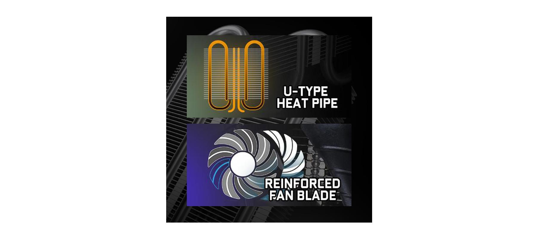 سیستم خنک کننده کارت گرافیک GAINWARD GeForce RTX 3090 Phoenix