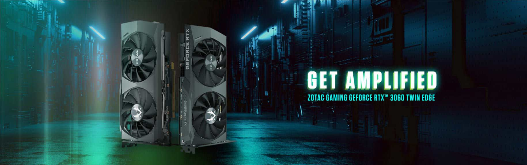 کارت گرافیک ZOTAC GeForce RTX 3060 Ti Twin Edge OC