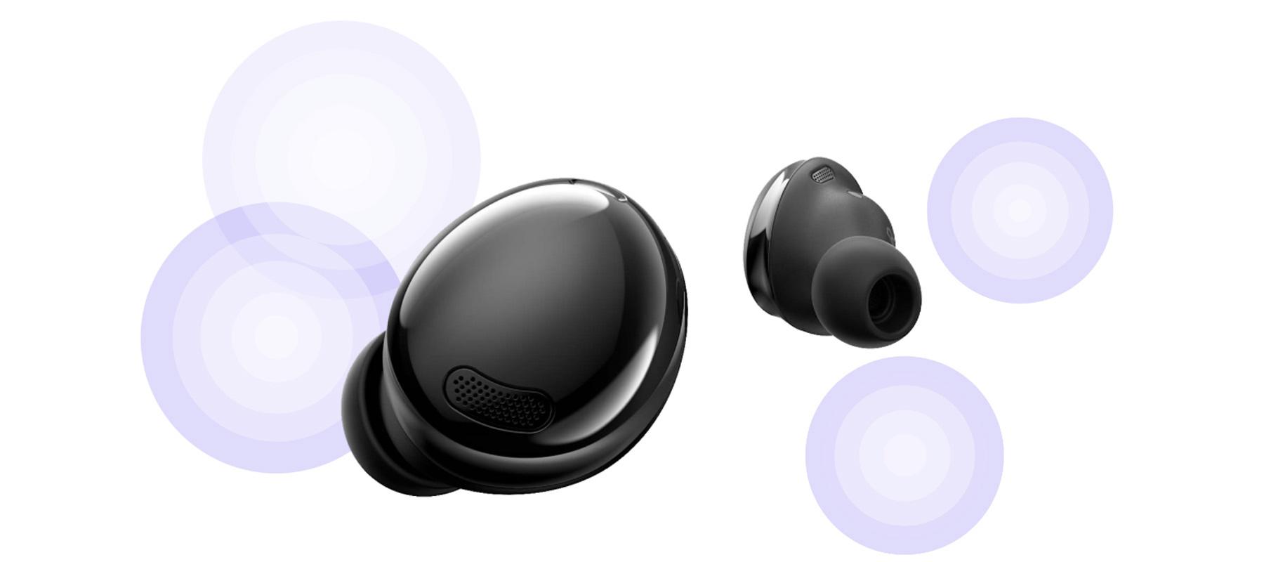 قابلیت صدای 360 درجه در هدفون بی سیم سامسونگ Galaxy Buds Pro