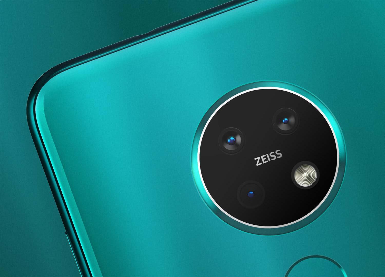 صفحه نمایش گوشی نوکیا 7.2