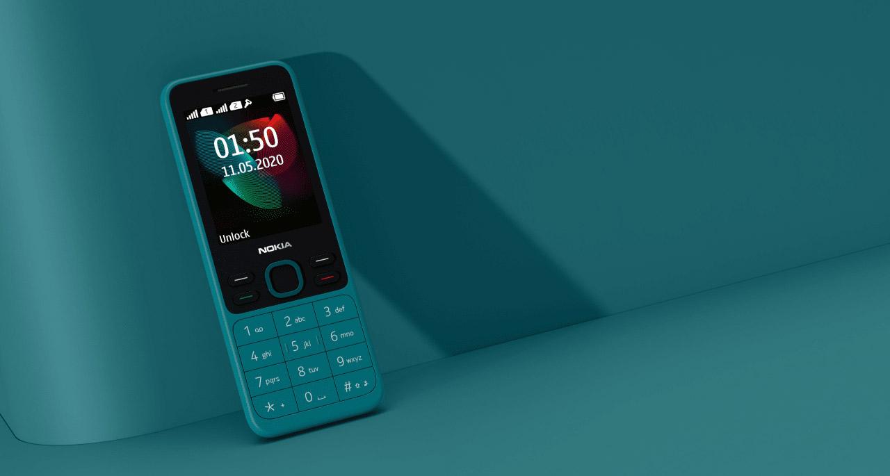 صفحه نمایش گوشی نوکیا 150 مدل 2020