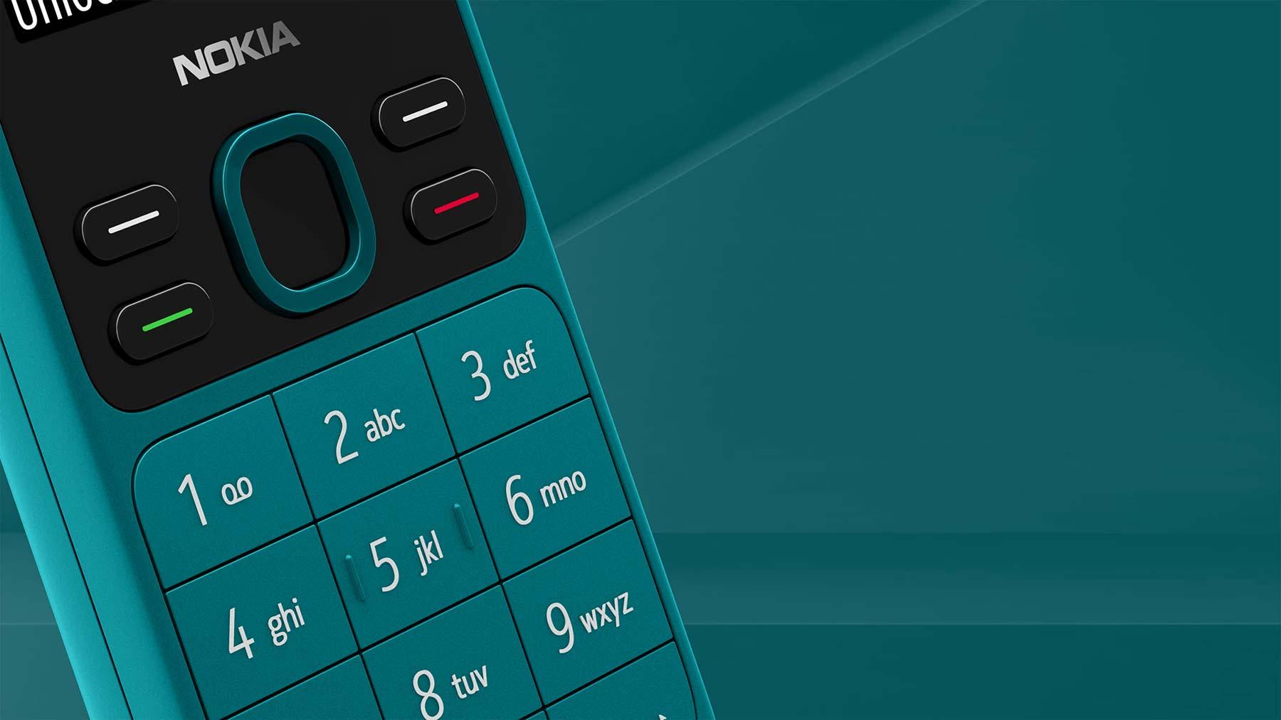 طراحی بدنه گوشی نوکیا 150 مدل 2020