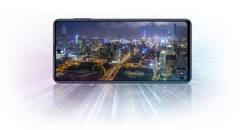 فضای ذخیره سازی گوشی سامسونگ Galaxy M51
