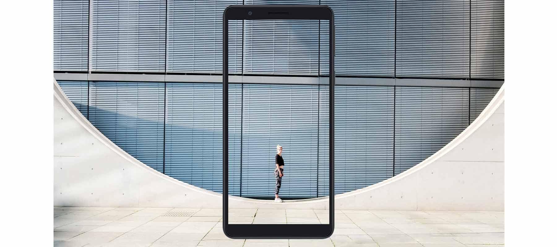 صفحه نمایش گوشی سامسونگ Galaxy A01 Core