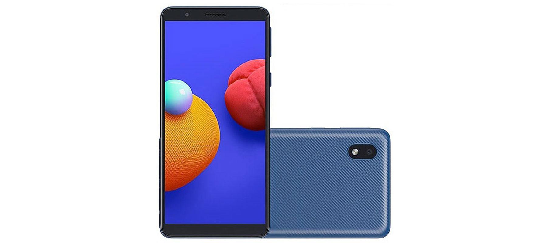 طراحی گوشی سامسونگ Galaxy A01 Core