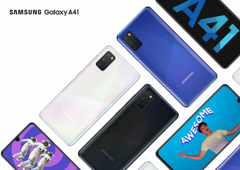 گوشی سامسونگ Galaxy A41