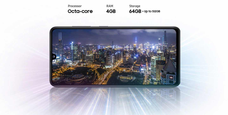سخت افزار گوشی سامسونگ Galaxy A41