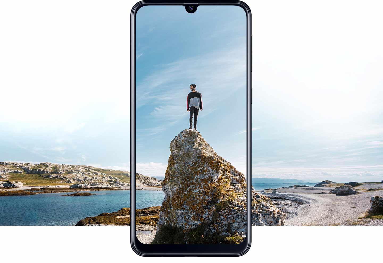 نمایشگر گوشی سامسونگ Galaxy M21