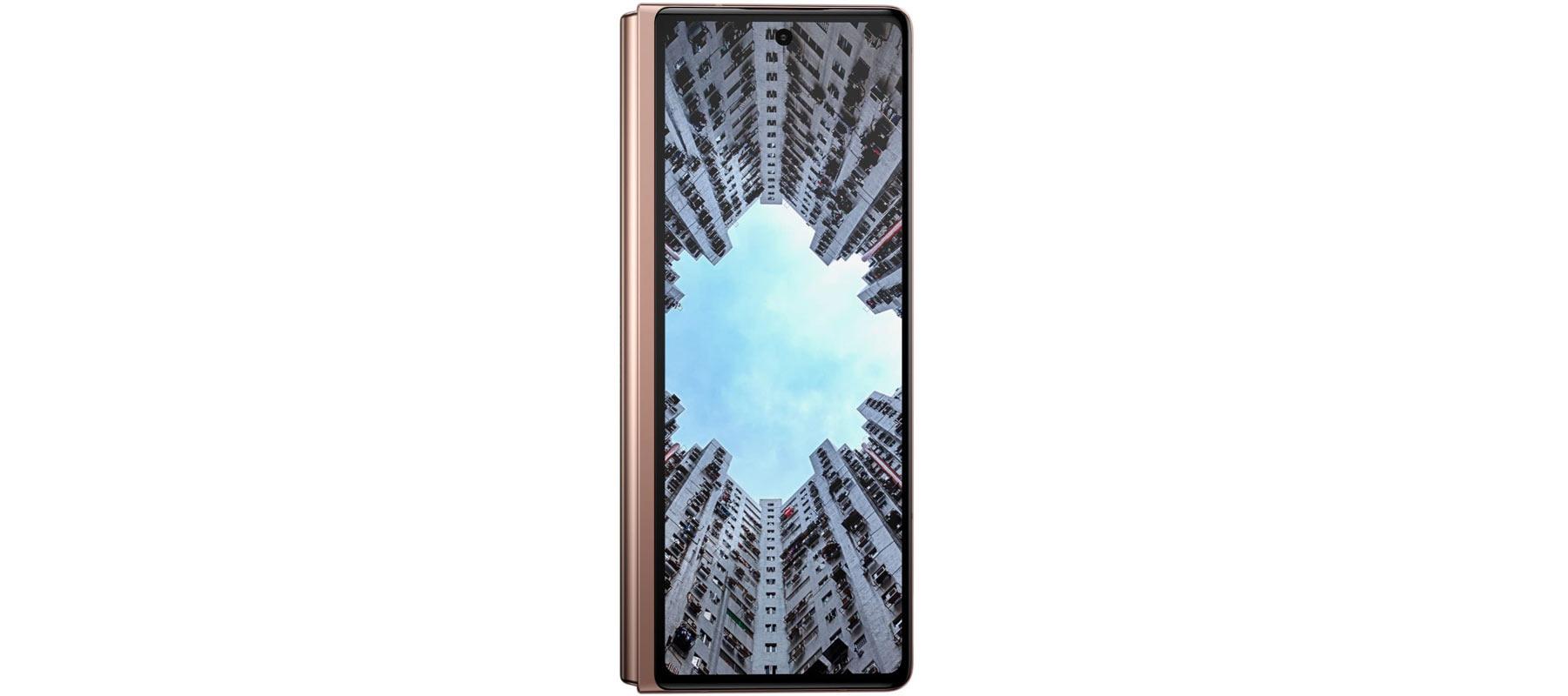 نمایشگر گوشی سامسونگ Galaxy Z Fold2 5G