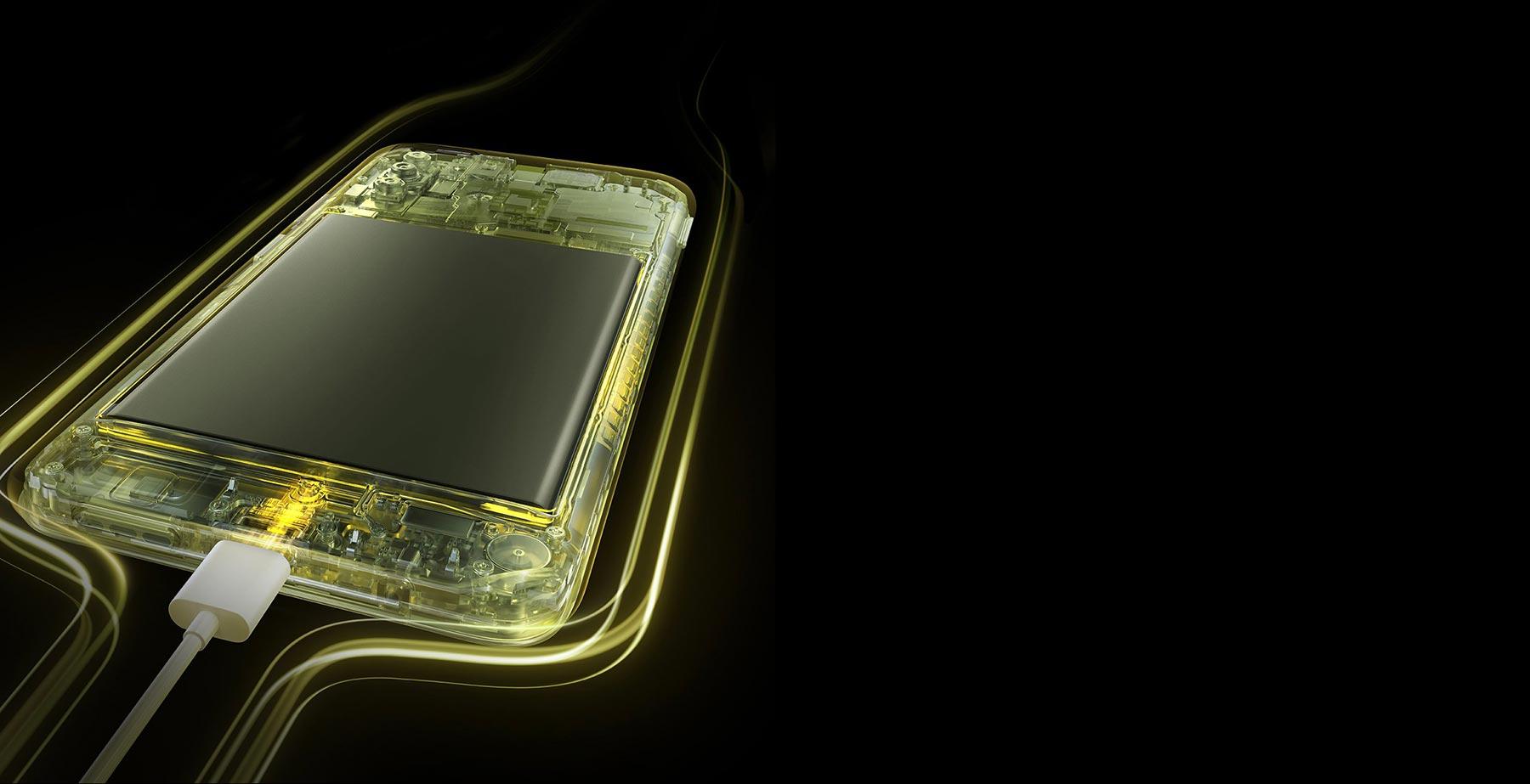 چرخه شارژدهی گوشی شیائومی Poco M3