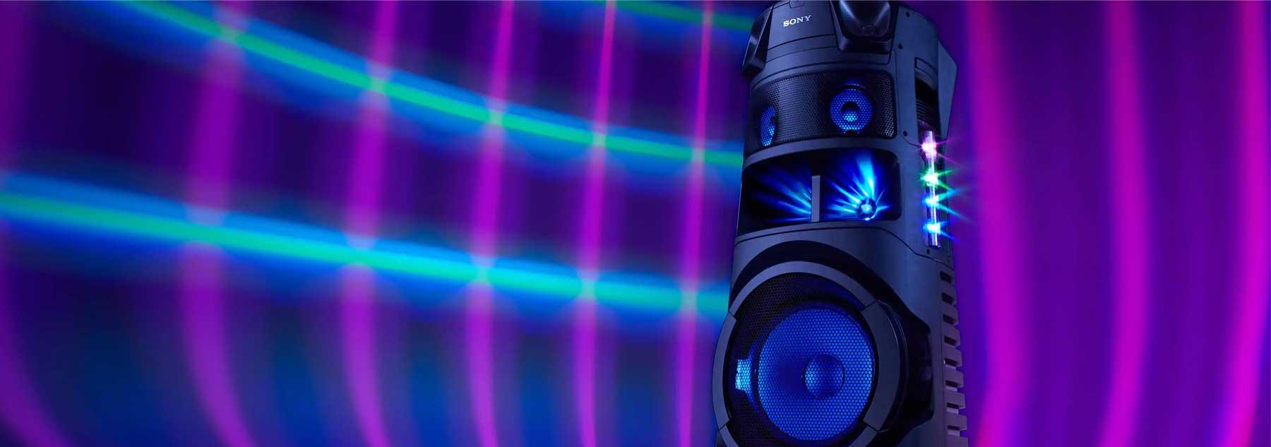 بررسی مختصر سیستم صوتی سونی V83D