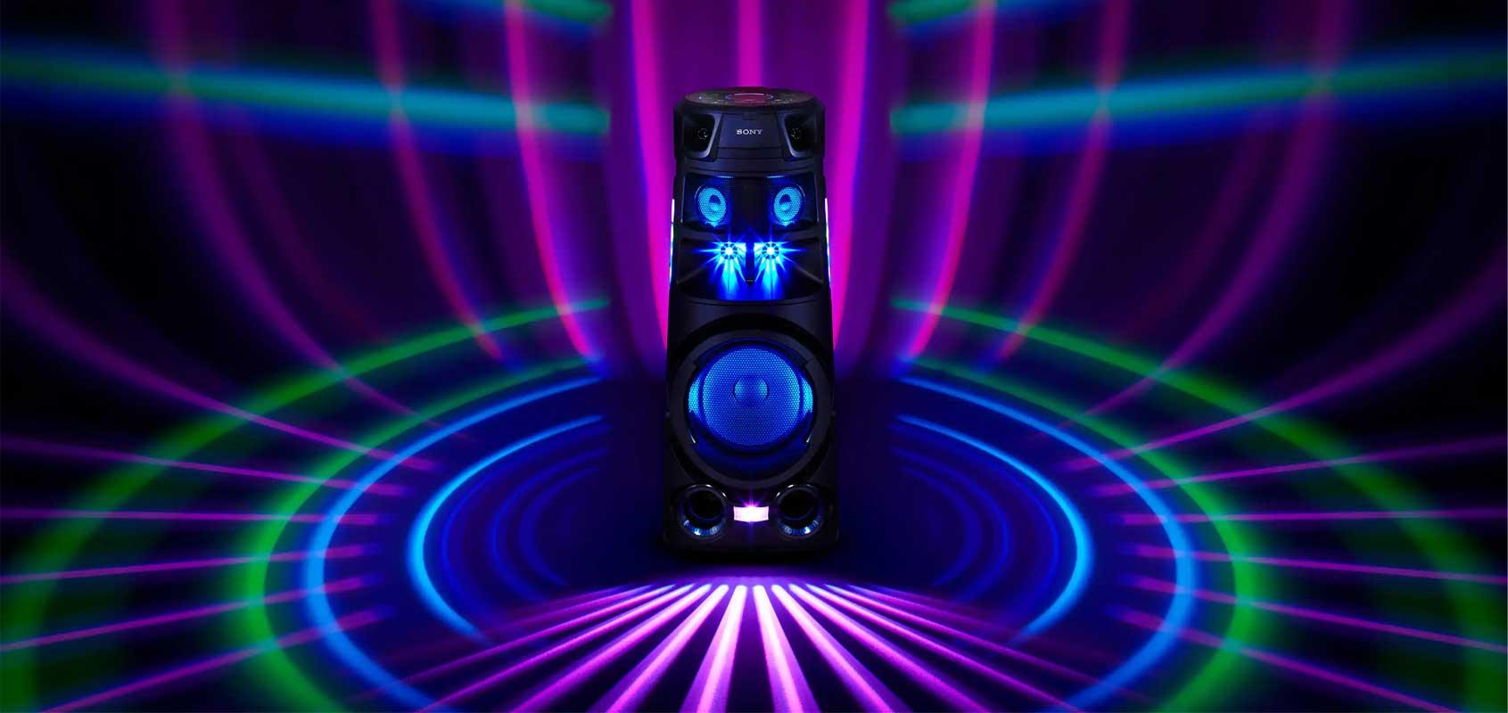 فضای فراموش نشدنی سیستم صوتی سونی V83D
