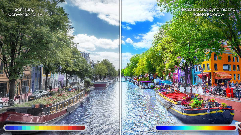 واقع گرایی تصویر به کمک رنگ های واقعی
